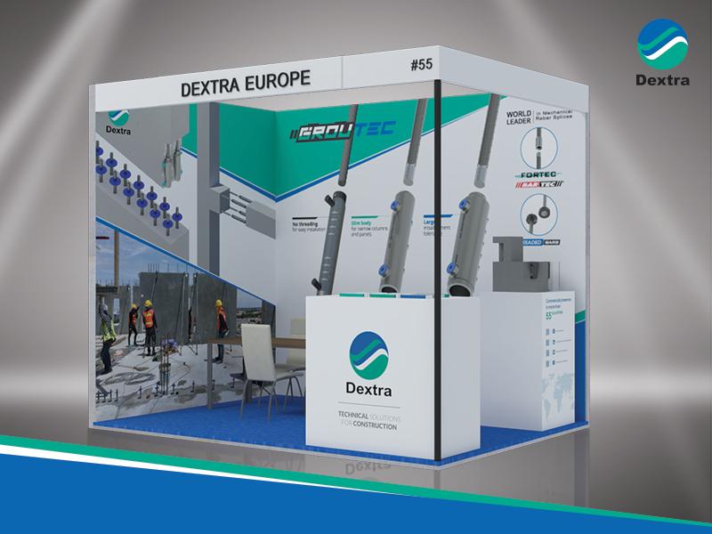 Dextra ICCX Booth
