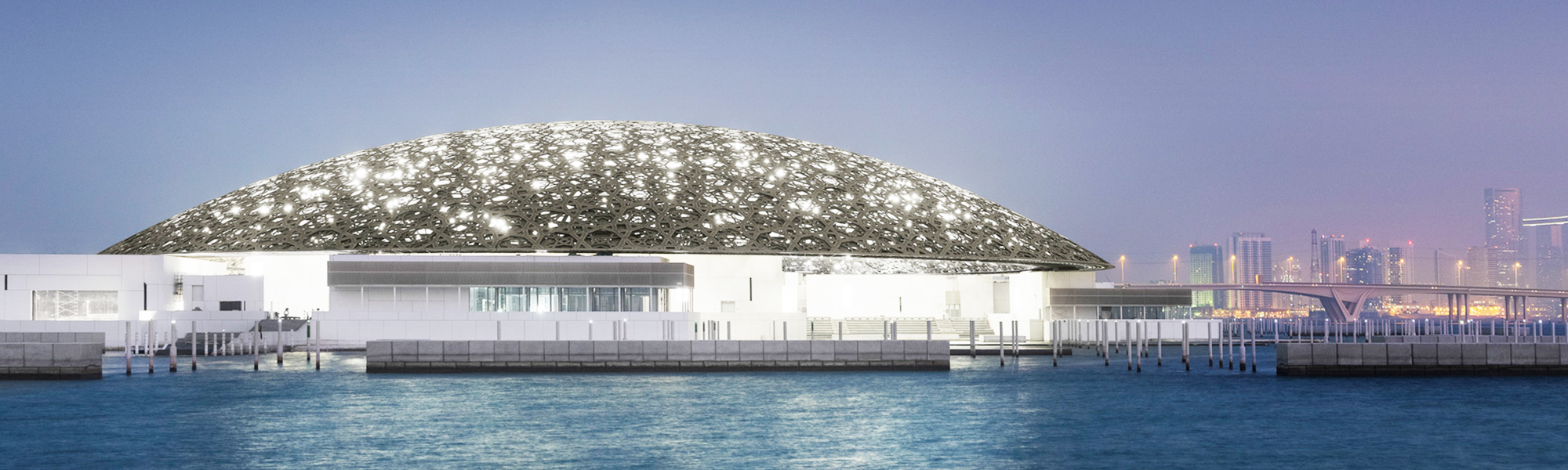 Rebar connections for Abu Dhabi Louvre project in 2013
