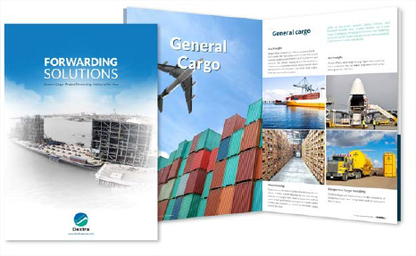 Brochure Forwarding solutions