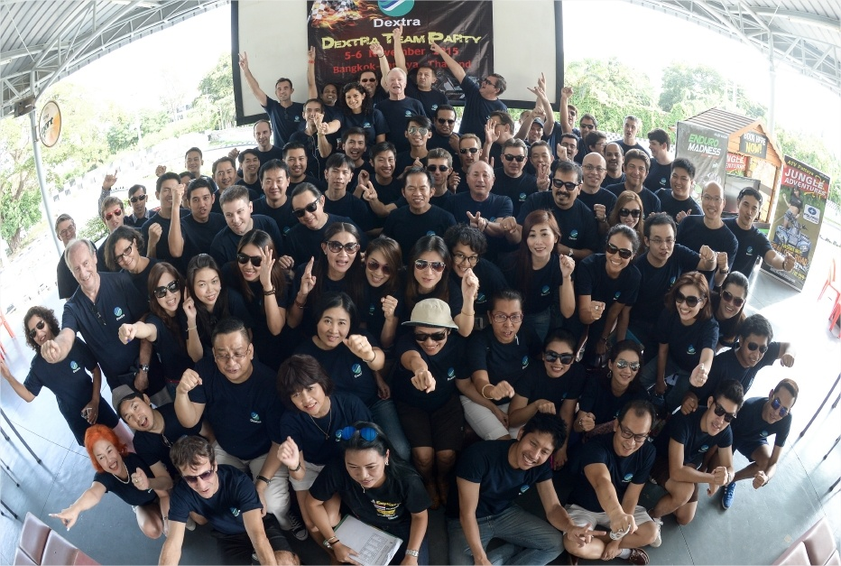Worldwide teams gather in Thailand to prepare 2016!